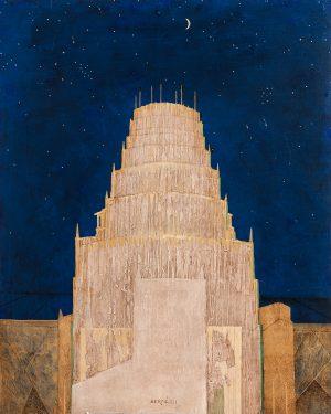 Carlo Bertè, Mond in Babylon, 2011
