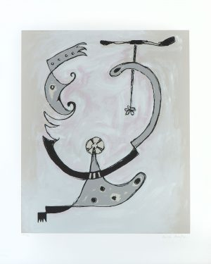 Gillo Dorfles, Equlibrio Instabile, 1991