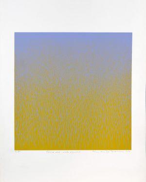 Umberto Faini, Terra oro, cielo azzuro