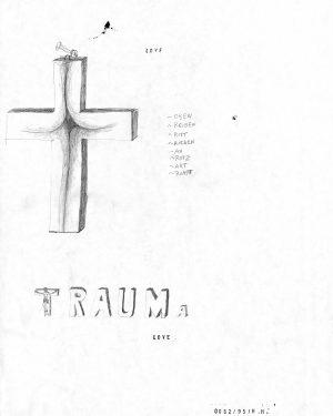 Hans Hemmert, Zeichnung 0062/95, 1995