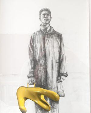 Hans Hemmert, Zeichnung 0067/03, 2003