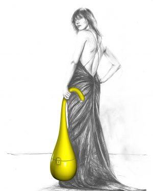 Hans Hemmert, Zeichnung 0070/03, 2003