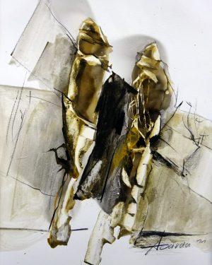 Alfred Darda, Ohne Titel, 2011
