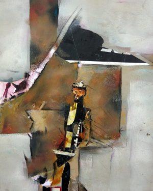 Alfred Darda, Ohne Titel, 2016
