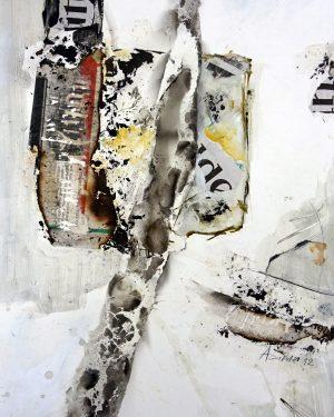 Alfred Darda, Ohne Titel, 2012