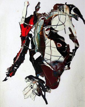 Alfred Darda, Ohne Titel, 2014