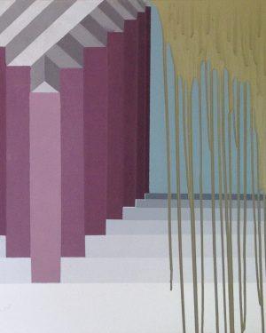 Attilio M. Varricchio, Geometric Drops, 2008