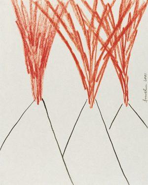 Pietro Finelli, Volcanos 01, 2001