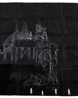 Pietro Finelli, L'estasi di Nina. Collodi's Pinocchio & Murnau's Nosferatu, 2017