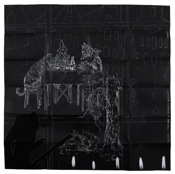 Pietro Finelli, L'estasi di Nina. Collodi's Pinocchio & Murnau's Nosferatu