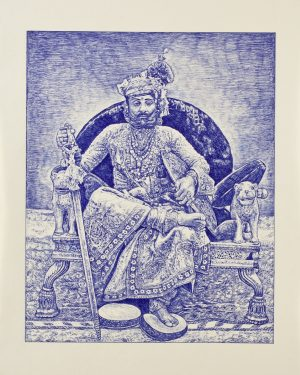 Andrea Zucchi, Takht Singh, Maharaja di Jodhpur, 2010