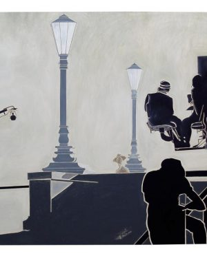 Pietro Finelli, Cinema II, 2009