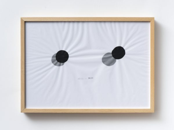Stefan Nestoroski, Untitled (eclipse) (2017)