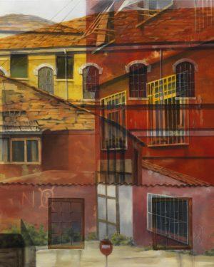 Jorge R. Pombo, Venecia / Estambul, 2011