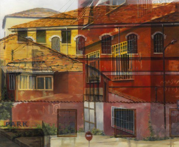 Jorge R. Pombo, Venice/Istanbul