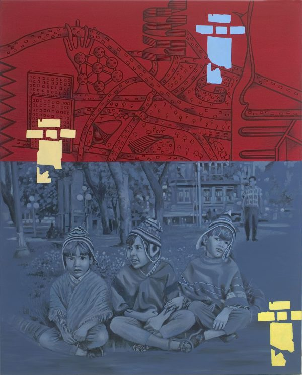 Sergio Vila, The Two Cities