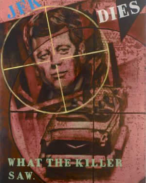 Sergio Vila, What The Killer Saw, 2009