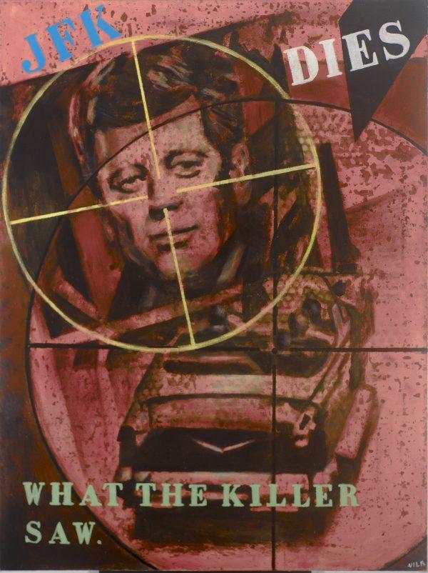 Sergio Vila, What The Killer Saw