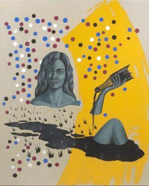 Sergio Vila, Black Champagne, 2005