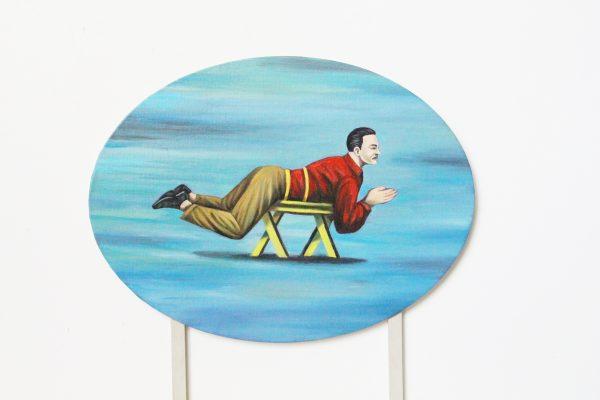 Sergio Vila, Swimming Lesson Number 1