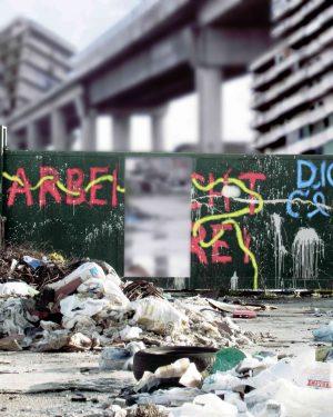 Attilio M. Varricchio, Arbeit macht frei, 2015