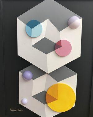 Attilio M. Varricchio, Pseudoplasticita Geometriche, 2016