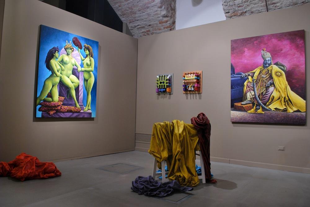 Andrea Zucchi, Artquisite