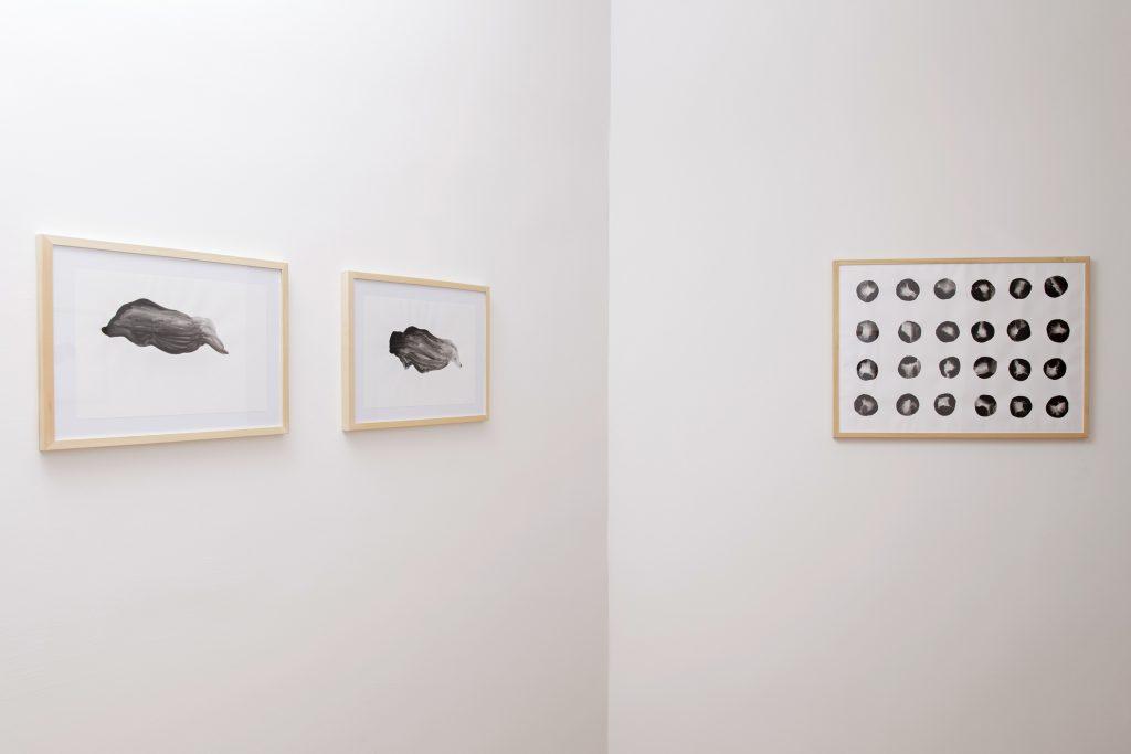 Stefan Nestoroski, abstrakte Zeichnungen