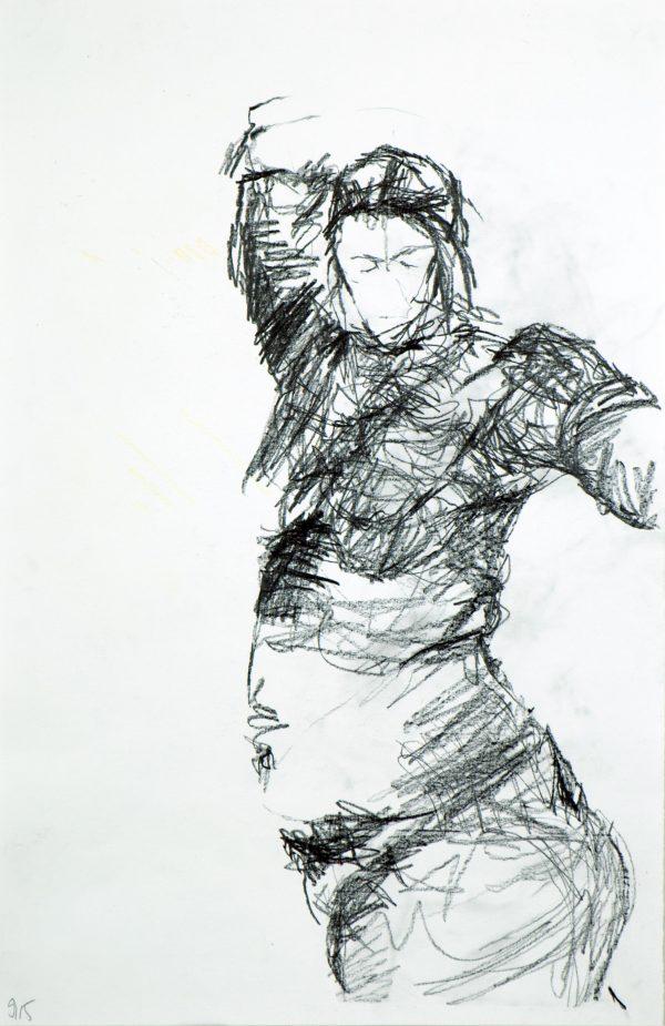 Zeichnung, Bleistiftzeichnung